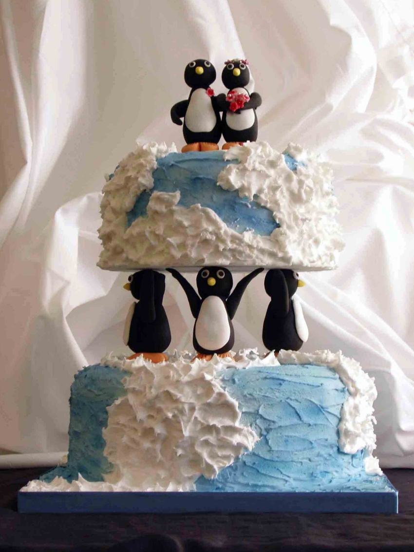 novelty wedding cakes Yeovil Somerset
